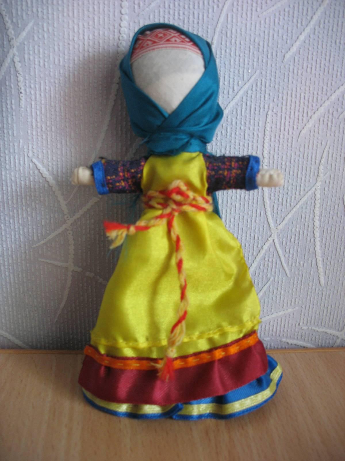 Удмуртская кукла своими руками
